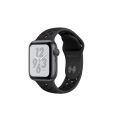 Apple Watch Nike+ Series 4 GPS, 44mm Space Gray Case Anthracite/Black Band