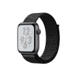 Apple Watch Nike+ Series 4 GPS, 40mm Space Gray Case Black Sport Loop
