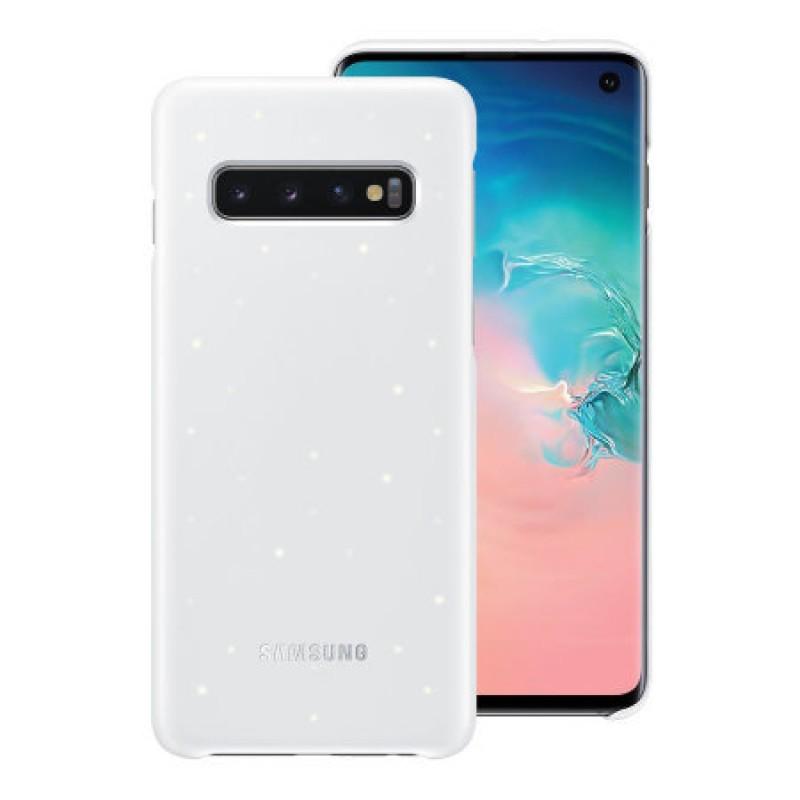Оригинален гръб за Samsung Galaxy S10 LED Cover