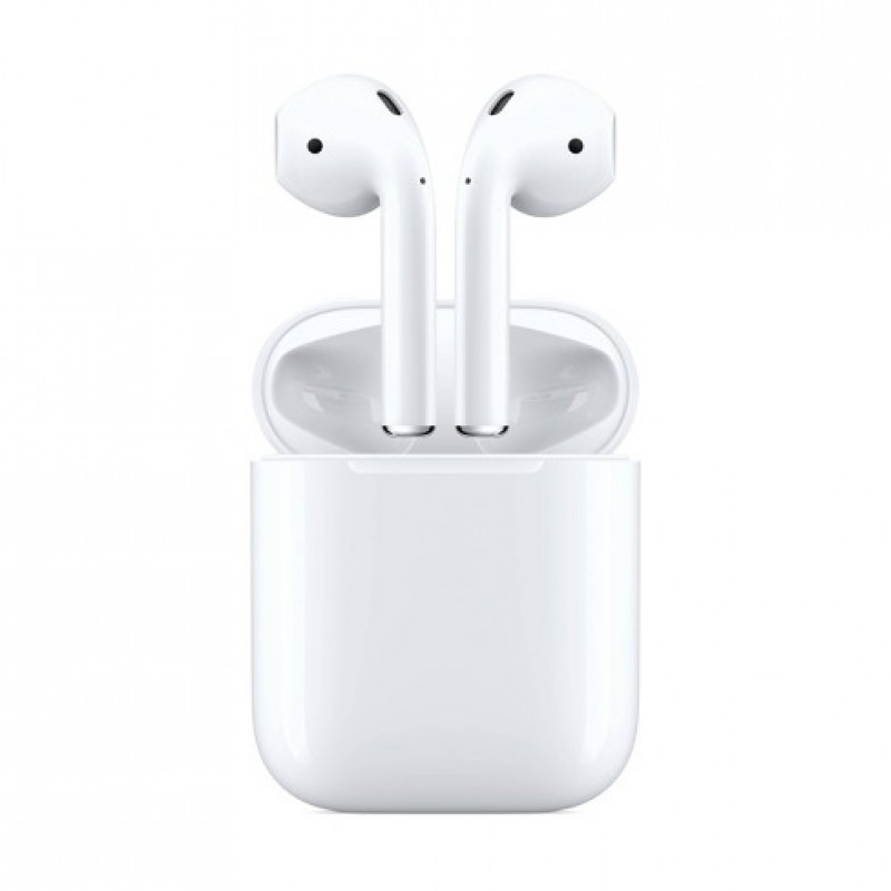 Apple AirPods 2 Bluetooth Слушалки